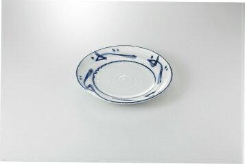 【まとめ買い10個セット品】和食器 群青つむぎ 大皿 35K209-03 まごころ第35集 【キャンセル/返品不可】【ECJ】