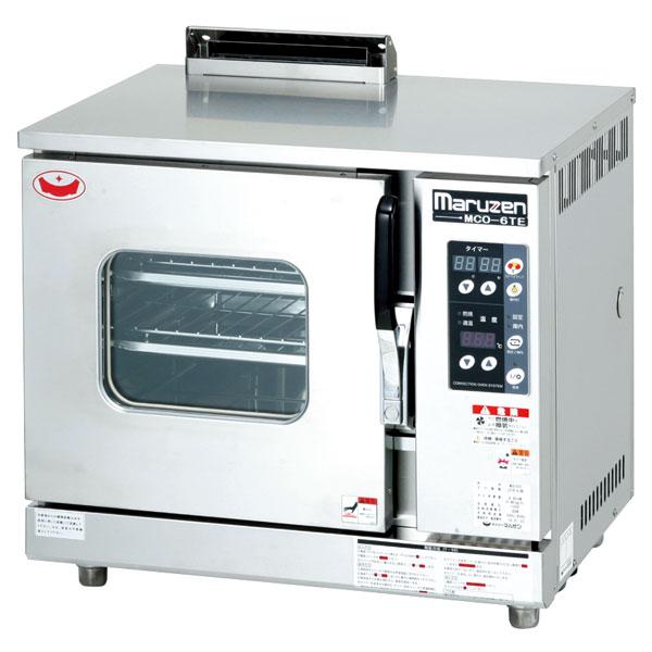 【業務用】【 送料無料 】 マルゼン ガス式コンベクションオーブン 卓上型〔MCO-6TD〕 【 厨房機器 】 【 メーカー直送/代引不可 】  【 送料無料 】 【 ガスオーブン 】【 オーブン 】