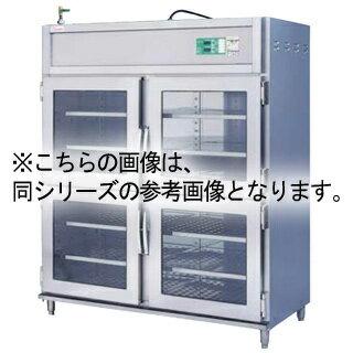 【業務用】押切電機 電気温蔵庫 (両面開扉タイプ・1枚扉・ガラス型) OHS-180-GWA 1800×750×1800