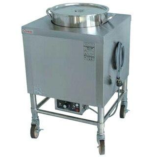 【業務用】押切電機 電気スープ ウォーマーカート (角型) OTK-500 500×500×800