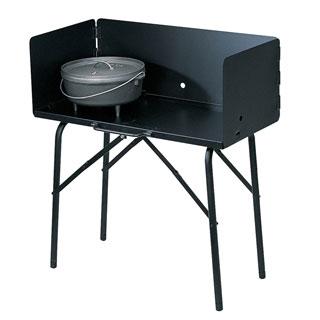 【 ロッジ クッキングテーブルA5-7 】 【 業務用 【 厨房用品 調理器具 料理道具 小物 作業 】