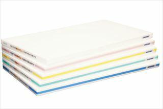 『 まな板 業務用 』ポリエチレン・軽量おとくまな板 4層 900×450×H25mm 青