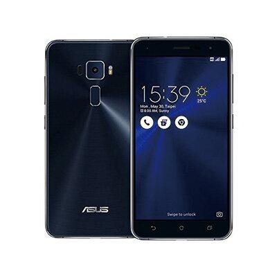 新� 未使用 ASUS ZenFone3 5.2 Dual SIM ZE520KL-BK32S3 Black �32GB 海外版】 SIMフリー スマホ 本体 �料無料�当社6ヶ月�証】�中�】 � 中�スマホ�simフリー端末販売��帯少年 】
