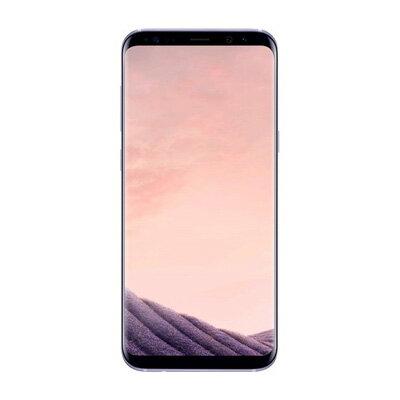 中古 Samsung Galaxy S8 Plus Dual-SIM SM-G9550【128GB Orchid Gray 香港版】 SIMフリー スマホ 本体 送料無料【当社1ヶ月間保証】【中古】 【 中古スマホとsimフリー端末販売の携帯少年 】