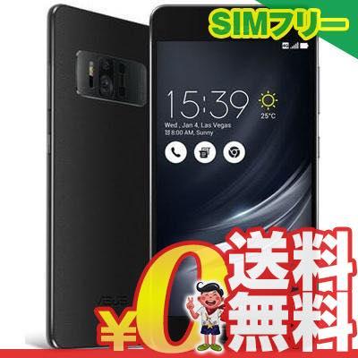 新品 未使用 ASUS ZenFone AR ZS571KL-BK64S6 64GB Black 【国内版】 SIMフリー スマホ 本体 送料無料【当社6ヶ月保証】【中古】 【 中古スマホとsimフリー端末販売の携帯少年 】