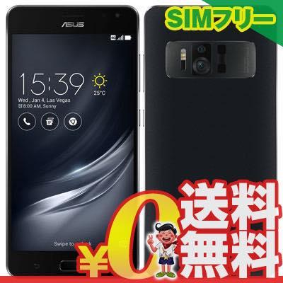 中古 ASUS ZenFone AR ZS571KL-BK128S8 128GB Black 【国内版】 SIMフリー スマホ 本体 送料無料【当社1ヶ月間保証】【中古】 【 中古スマホとsimフリー端末販売の携帯少年 】