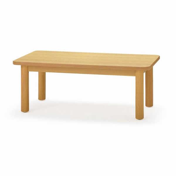 応接 センターテーブル 幅1200×奥行き600×高さ450mm【FKT-126】