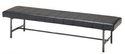 ロビー用ベンチ MC-1225 幅1500×奥行き460×座の高さ420mm【MC-1225】