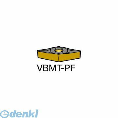 【あす楽対応】サンドビック(SV) [VBMT160408PF] コロターン107 旋削用ポジ・チップ 5015 606-6551 【送料無料】【キャンセル不可】