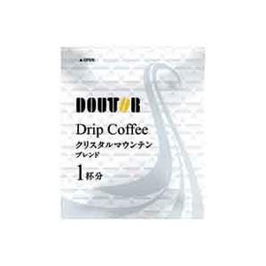 直送・代引不可(業務用30セット)ドトールコーヒー ドリップコーヒークリスタルマウンテン30袋別商品の同時注文不可