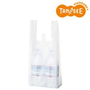 直送・代引不可(まとめ)乳白レジ袋 No16 100枚入×60別商品の同時注文不可