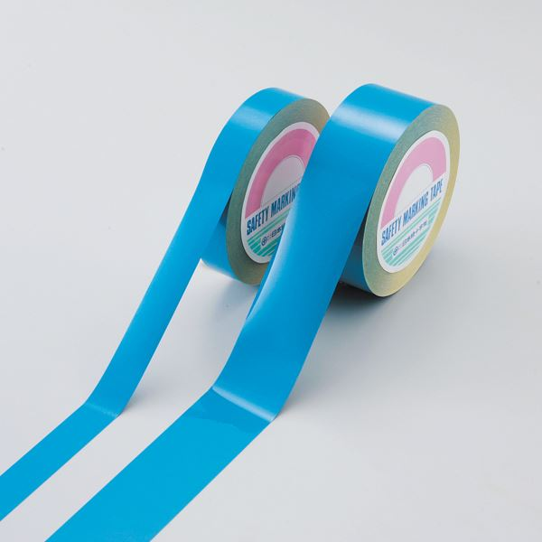 直送・代引不可 ガードテープ(再はく離タイプ) GTH-251BL ■カラー:青 25mm幅【代引不可】 別商品の同時注文不可