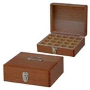 直送・代引不可(業務用10セット) yoshino 木製かけ錠印箱 Y74 特大別商品の同時注文不可