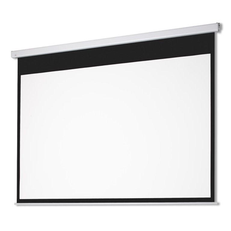 SEC-100WM-W1-WG901 「直送」【代引不可・他メーカー同梱不可】 オーエス Cセレクション電動スクリーン 100型WXGA
