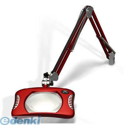 メイジテクノ(MEIJI TECHNO) [MG900/2X-RED]「直送」【代引不可・他メーカー同梱不可】  LED拡大鏡MG900/2XRED【送料無料】