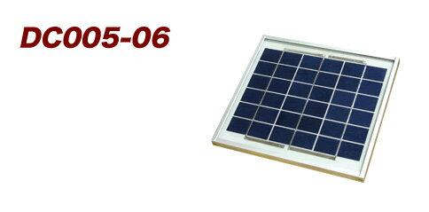 電菱(DENRYO) [DC005-06] 中・小型太陽光発電モジュール ソーラーパネル  DC00506