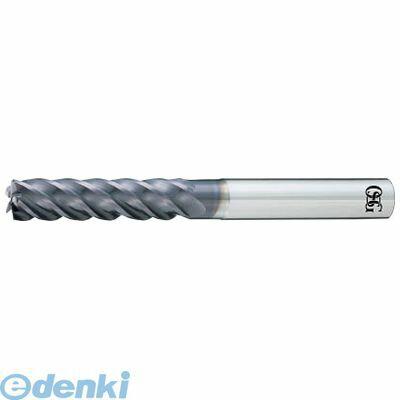 オーエスジー [UVXLTI5FL25XR6X125] OSG FXコート 5刃 チタン合金加工用不等リードエンドミル ロング UVX