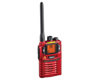 八重洲無線 [SR70-R] 特定小電力トランシーバー  レッド SR70R
