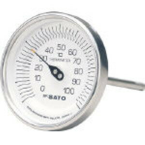 佐藤計量器製作所(SATO)[BMT90S8]  バイタル温度計BMーT型 (2010-74) BM 168-9282