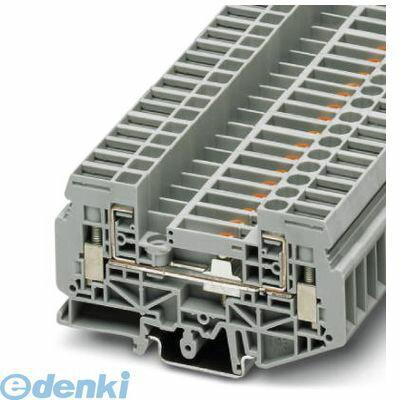 フェニックスコンタクト(Phoenix Contact) [UGSK6] 回路テスト断路端子台 - UGSK 6 - 3026285 (50入)