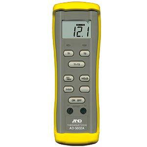 【あす楽対応】★A&D [AD-5602A] 熱電対温度計(Kタイプ) AD5602A