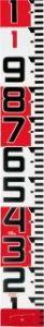 TJMデザイン タジマツール [SYR-50TK]「直送」【代引不可・他メーカー同梱不可】 シムロンロッド150 50M 1Mアカシロ  SYR50TK【キャンセル不可】