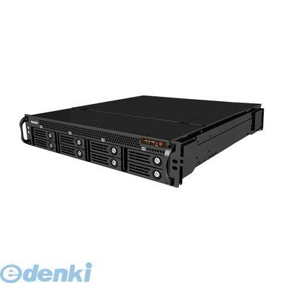 [NSVT904-2UP] 「直送」【代引不可・他メーカー同梱不可】 4ch 19インチラックマウント対応2U NASベース型プロフェッショナルNVR(HDD別売) 冗長電源システム有り NSVT9042UP