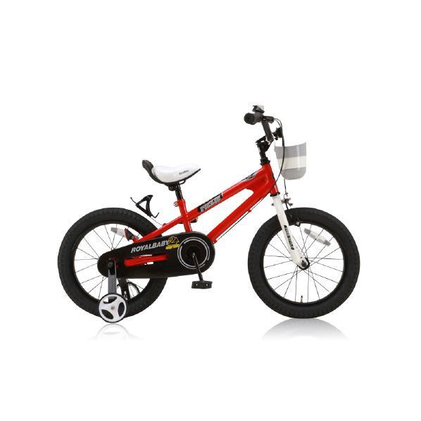 【送料無料】OTOMO 16インチ幼児用自転車 ROYAL BABY レッド RB-FREESTYLE-16-RED [RBFREESTYLE16RED]