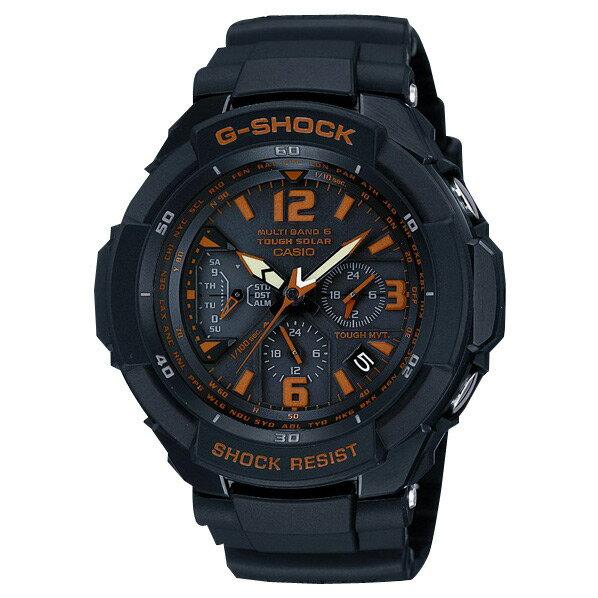 【送料無料】カシオ ソーラー電波腕時計 G-SHOCK GW-3000B-1AJF [GW3000B1AJF]