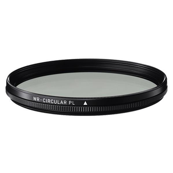 【送料無料】シグマ カメラ用フィルター 86mm WR CIRCULAR PL FILTER WRCIRCULARPL86MM [WRCIRCULARPL86MM]