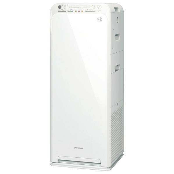 【送料無料】ダイキン 加湿空気清浄機 KuaL ホワイト MCK55TE4-W [MCK55TE4W]【RNH】