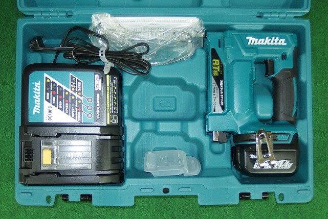 マキタ 14.4V RT線用充電式タッカ ST111DRF 新品