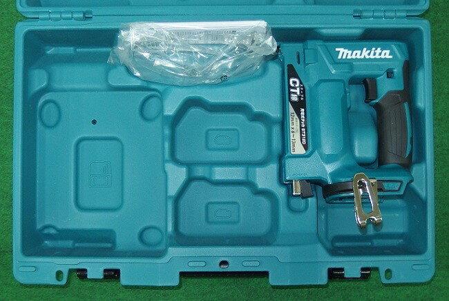 マキタ 18V CT線用充電式タッカ ST312DZK 本体+ケ-ス 新品
