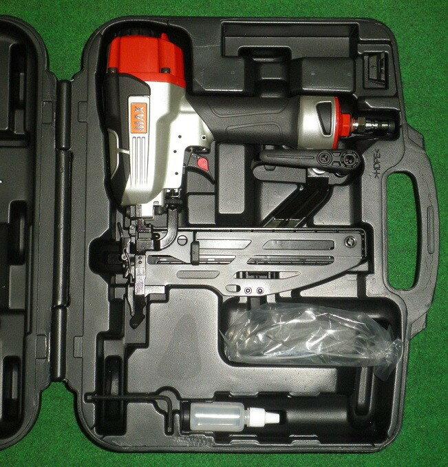 送料無料 代引不可 マックス 4mm常圧フロア釘打機 TA-450F1/4MAフロア 新品