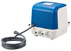 【CP-60Wの後継機】テクノ高槻 HIBLOW DUO-60 [浄化槽 エアーポンプ エアポンプ ブロワー ブロアー ハイブロー TECHNO DUO60 ]