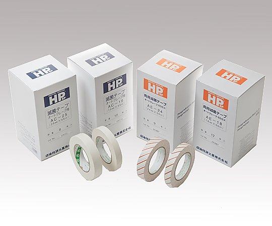 0-3026-04 HPSP(R)滅菌テ-プ 24×50mm 9巻入