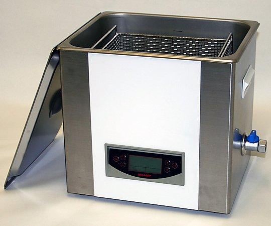 0-5756-12 超音波洗浄器 325×265×303mm UT-206H