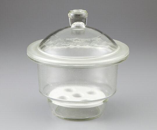 1-1474-15 乾燥ガラス器 φ210mm