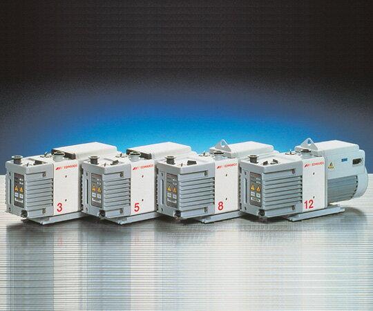 1-4001-02 RVロータリー真空ポンプ 最大排気速度85L/min・103L/min