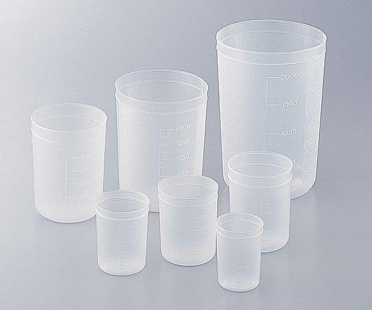 1-4659-14 ディスポカップ(ブロー成形) 300mLケース 500個入