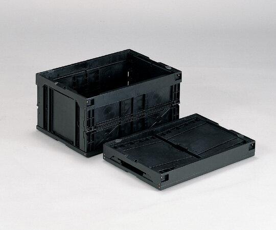 1-6406-03 オリタタミコンテナー(導電) 55B