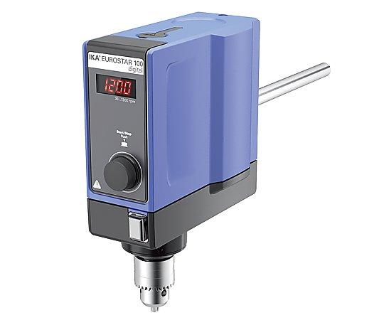 1-7326-25 電子制御撹拌機 ユーロスター100デジタル