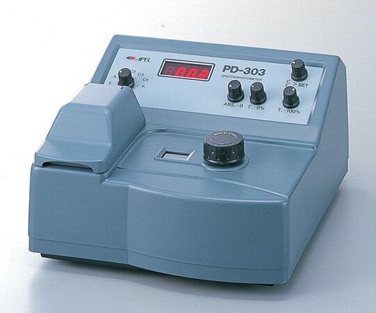 2-4451-01 分光光度計(アナログケーブル標準装備)