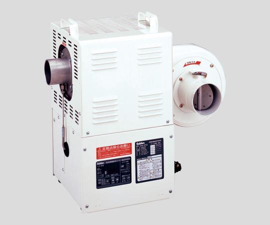 2-9991-04 熱風機 3.7m3/min 350℃ 三相200V SHD-6FII