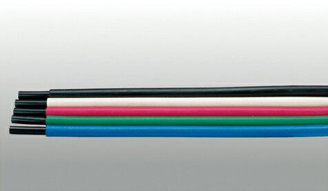 チヨダ CTPカバーチューブ 10mm・20m緑 CTP-10G 20m