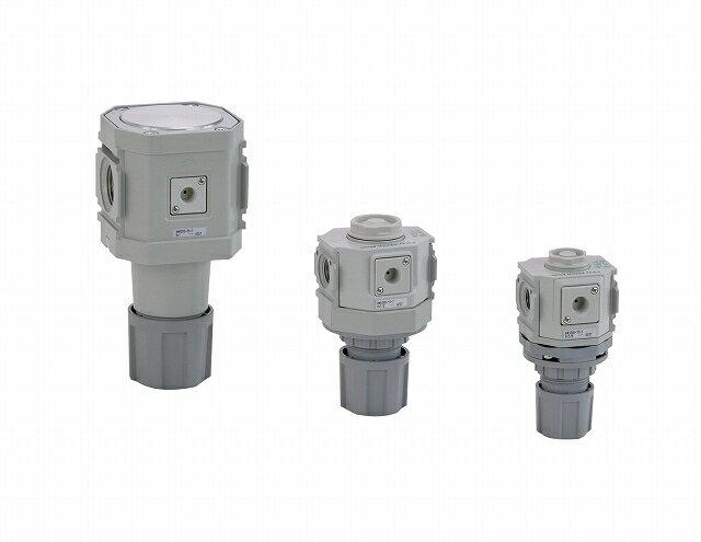 CKD 禁油レギュレータ RN8000-25-T8-BW