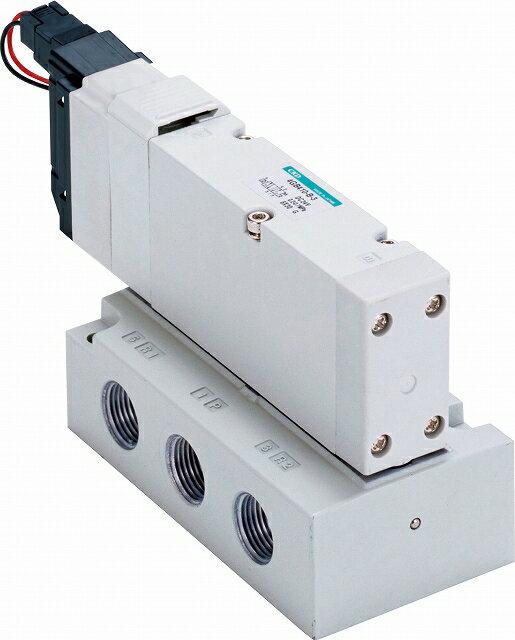 CKD 部品5方弁ダイレクト配管省配線マニホルド M4GA2-00-T30R-3