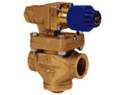 ベン 減圧弁 RP7-JH 弁天 (蒸気用) 25A (1)