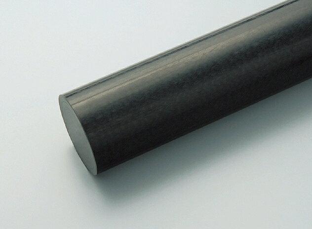ポリアセタール丸棒 黒 85φ×1000L