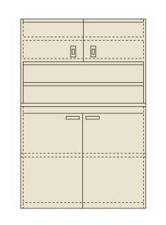 サカエ ピットイン PN-H22D